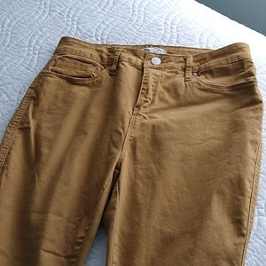 Royalty brand ankle jeans size 12